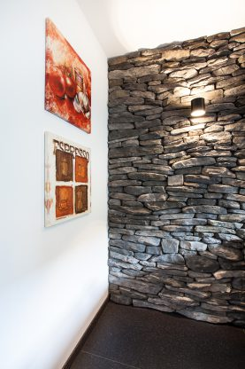 GeoPietra-Kunststeinwand
