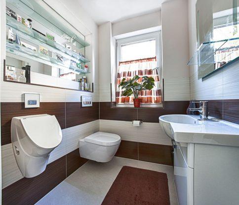 Privathaus/Neubau/Gäste WC